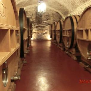 ワイン工場見学トレベント